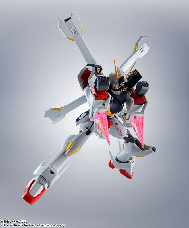 ROBOT魂 〈SIDE MS〉 クロスボーン・ガンダム X1X1改 EVOLUSION SPECFIGURE-611015_05