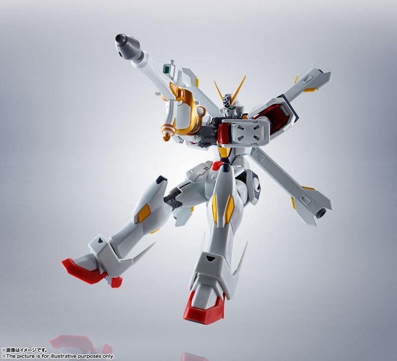 ROBOT魂 〈SIDE MS〉 クロスボーン・ガンダム X1X1改 EVOLUSION SPECFIGURE-611015_06