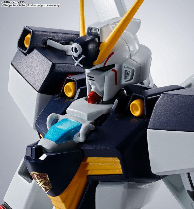 ROBOT魂 〈SIDE MS〉 クロスボーン・ガンダム X1X1改 EVOLUSION SPECFIGURE-611015_08