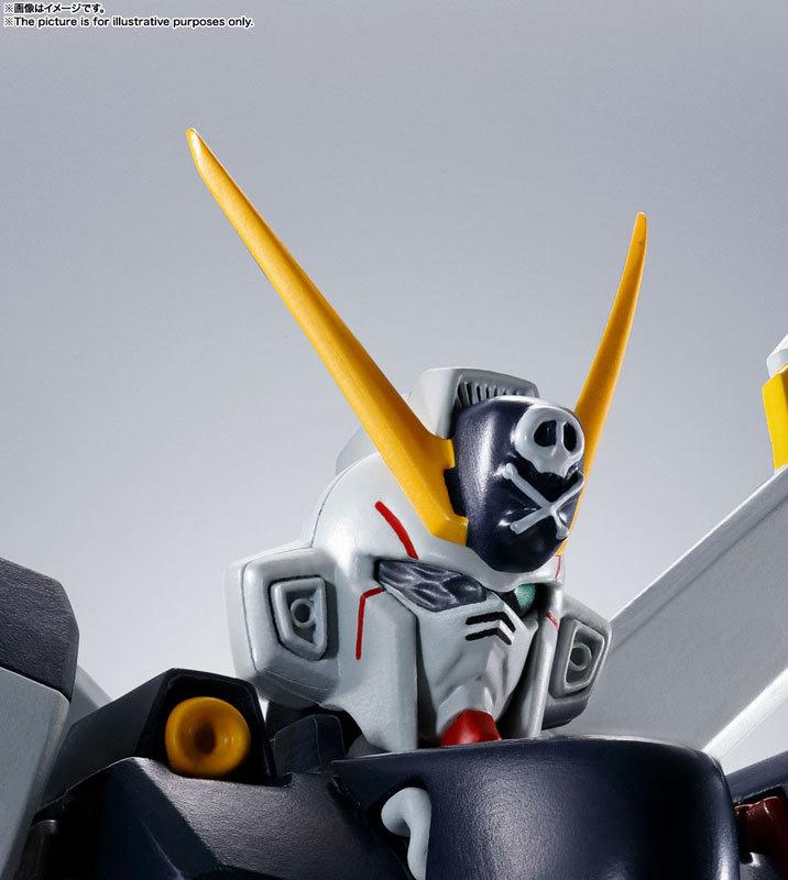 ROBOT魂 〈SIDE MS〉 クロスボーン・ガンダム X1X1改 EVOLUSION SPECFIGURE-611015_10