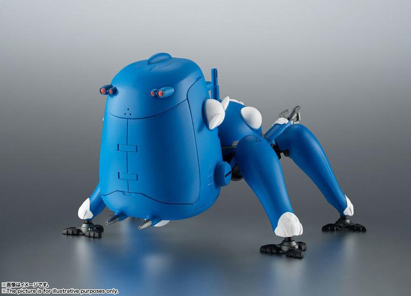 ROBOT魂〈SIDE GHOST〉 タチコマ-攻殻機動隊 FIGURE-611017_02