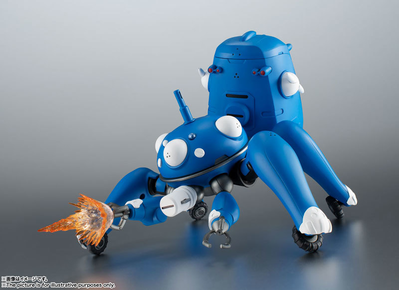 ROBOT魂〈SIDE GHOST〉 タチコマ-攻殻機動隊 FIGURE-611017_03