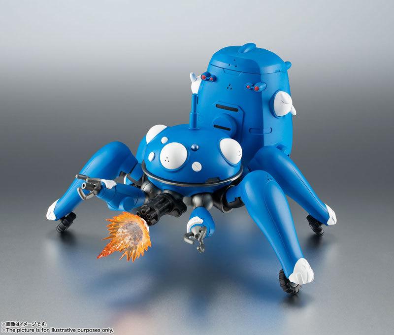ROBOT魂〈SIDE GHOST〉 タチコマ-攻殻機動隊 FIGURE-611017_04