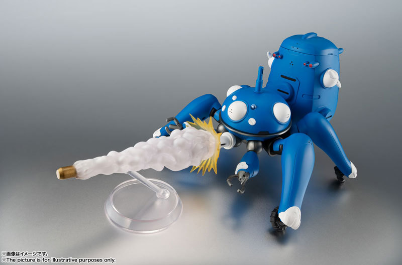 ROBOT魂〈SIDE GHOST〉 タチコマ-攻殻機動隊 FIGURE-611017_05