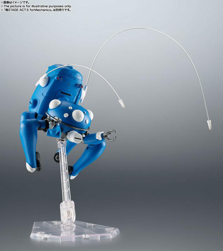 ROBOT魂〈SIDE GHOST〉 タチコマ-攻殻機動隊 FIGURE-611017_06