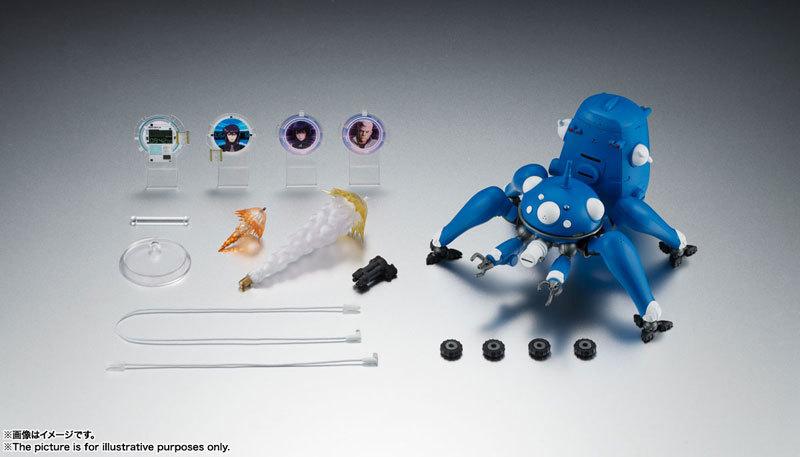 ROBOT魂〈SIDE GHOST〉 タチコマ-攻殻機動隊 FIGURE-611017_07