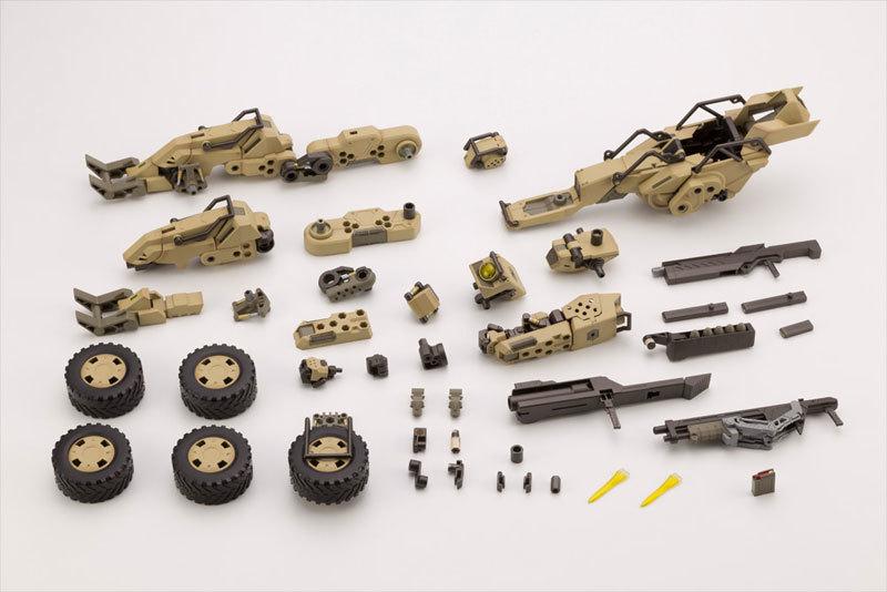 ヘキサギア BA ラウドゲイル 124 キットブロックTOY-RBT-5520_07