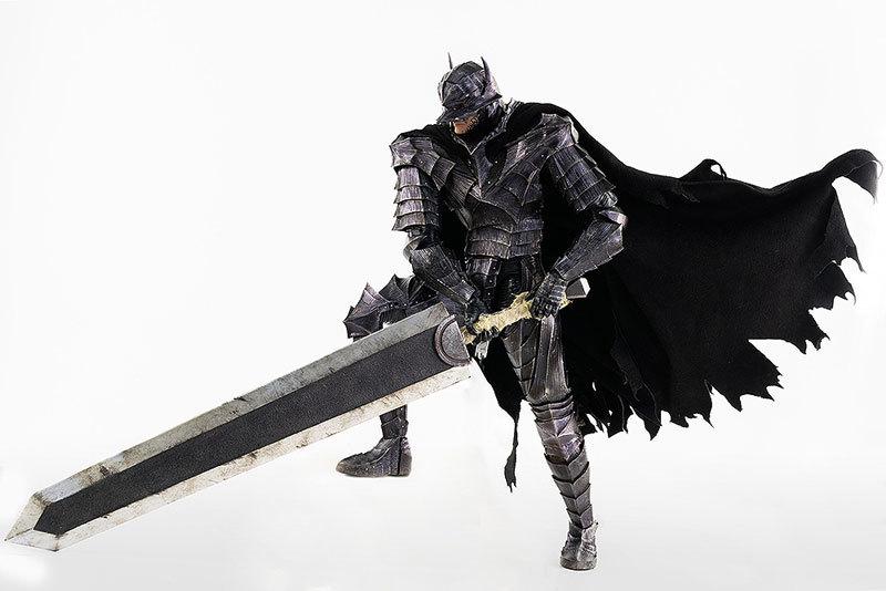 ベルセルク ガッツ(狂戦士の甲冑) 可動フィギュアFIGURE-056952_02