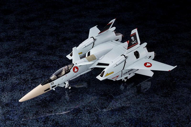 超時空要塞マクロス Flash Back 2012 160 完全変形VF-4A ライトニングIII 一条輝 搭乗機FIGURE-610909_01
