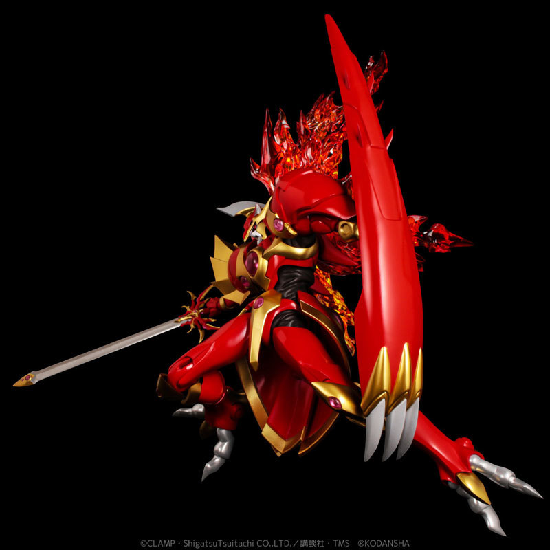 RIOBOT 魔法騎士レイアース レイアースFIGURE-058810_10
