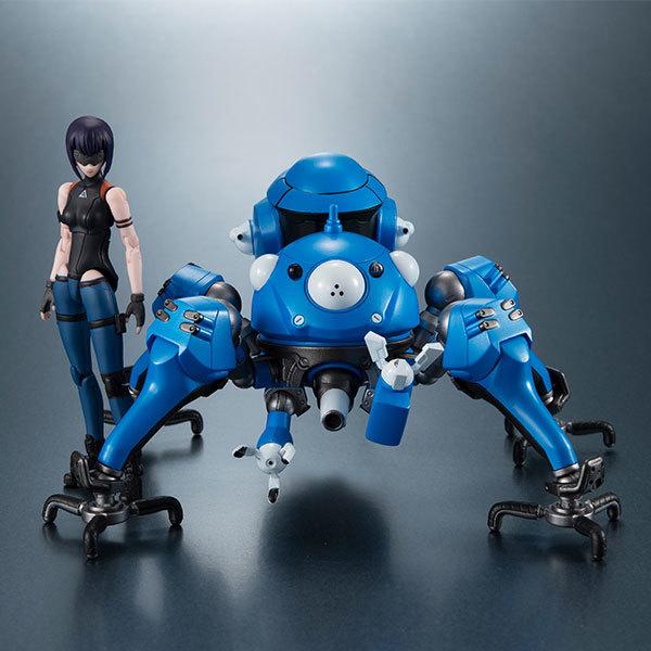 ヴァリアブルアクション Hi-SPEC 攻殻機動隊 SAC_2045 タチコマ&草薙素子FIGURE-060511_08