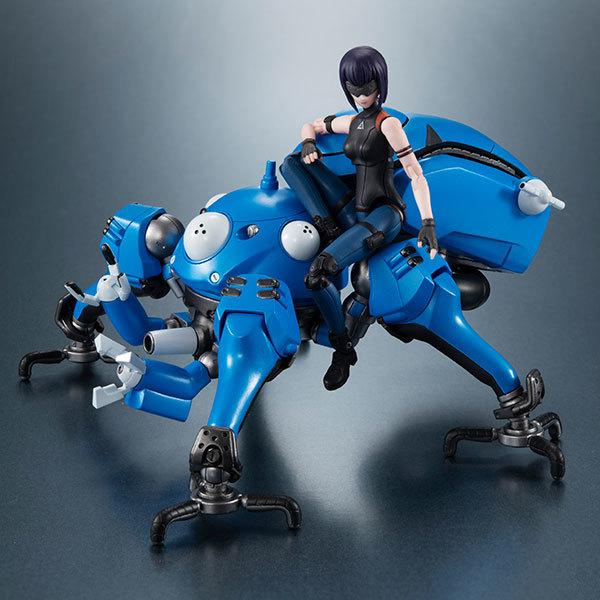 ヴァリアブルアクション Hi-SPEC 攻殻機動隊 SAC_2045 タチコマ&草薙素子FIGURE-060511_09