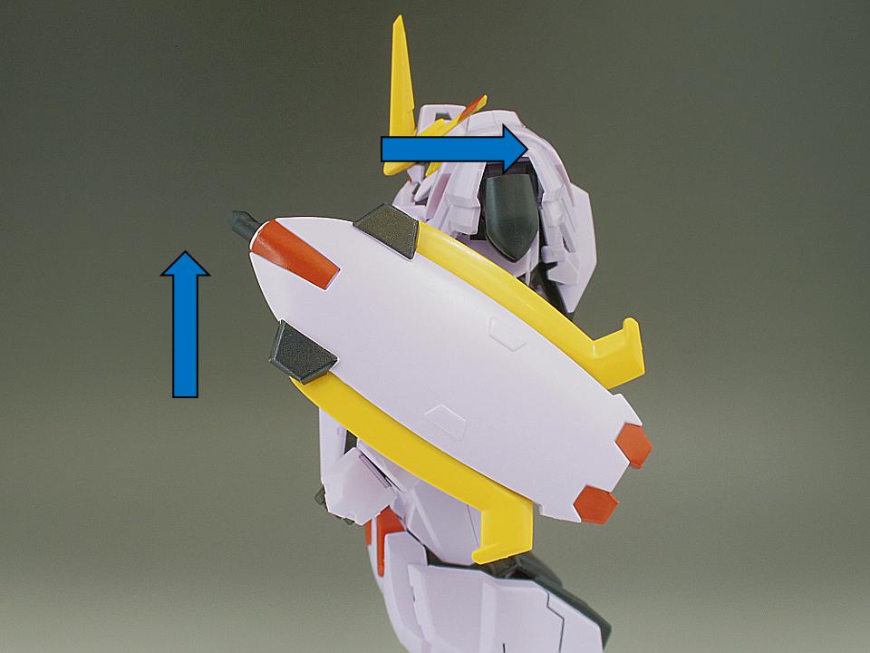 HG ガンダム端白星48