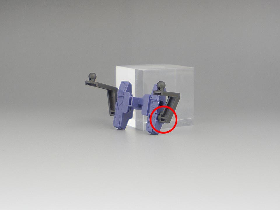 HG ガンダムイージスナイト110