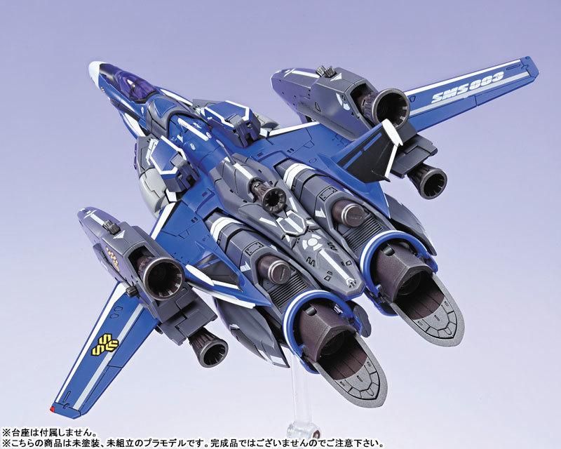 マクロスF VF-25G ス-パーメサイア クラン・クラン プラモデルFIGURE-610792_06