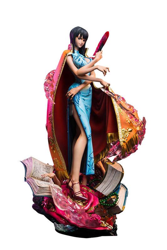 ワンピース ログコレクション 大型スタチューシリーズ ニコ・ロビン 完成品フィギュアFIGURE-611664_01