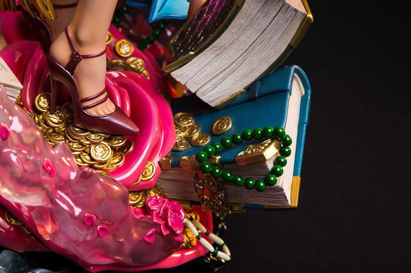 ワンピース ログコレクション 大型スタチューシリーズ ニコ・ロビン 完成品フィギュアFIGURE-611664_07