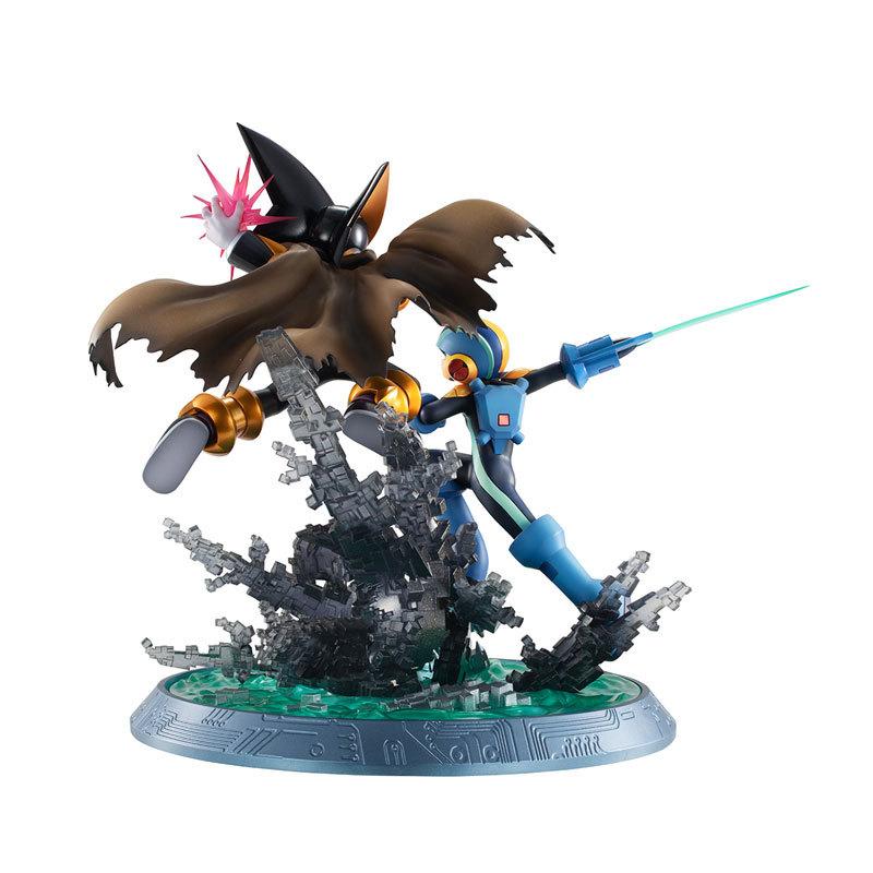 ゲームキャラクターズコレクションDX ロックマン エグゼ ロックマン vs フォルテ 完成品フィギュアFIGURE-611273_03