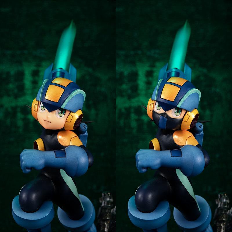 ゲームキャラクターズコレクションDX ロックマン エグゼ ロックマン vs フォルテ 完成品フィギュアFIGURE-611273_06