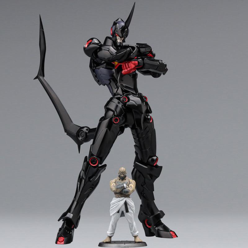 プライオボット 天元突破グレンラガン ラゼンガン プラモデルTOY-RBT-5562_01