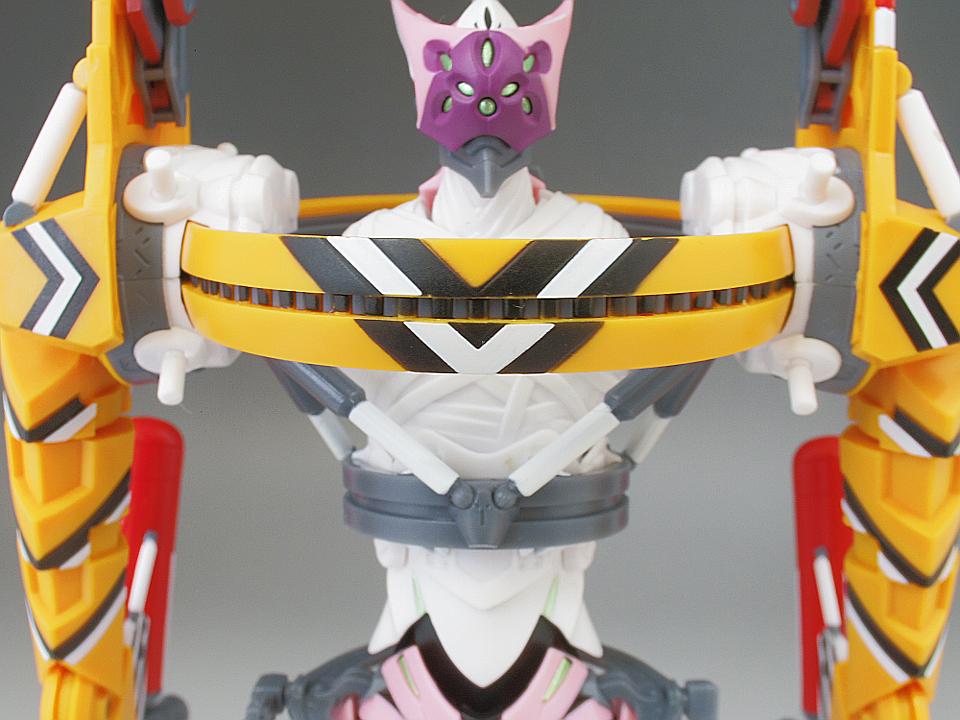ROBOT魂 8号機臨時戦闘形態4