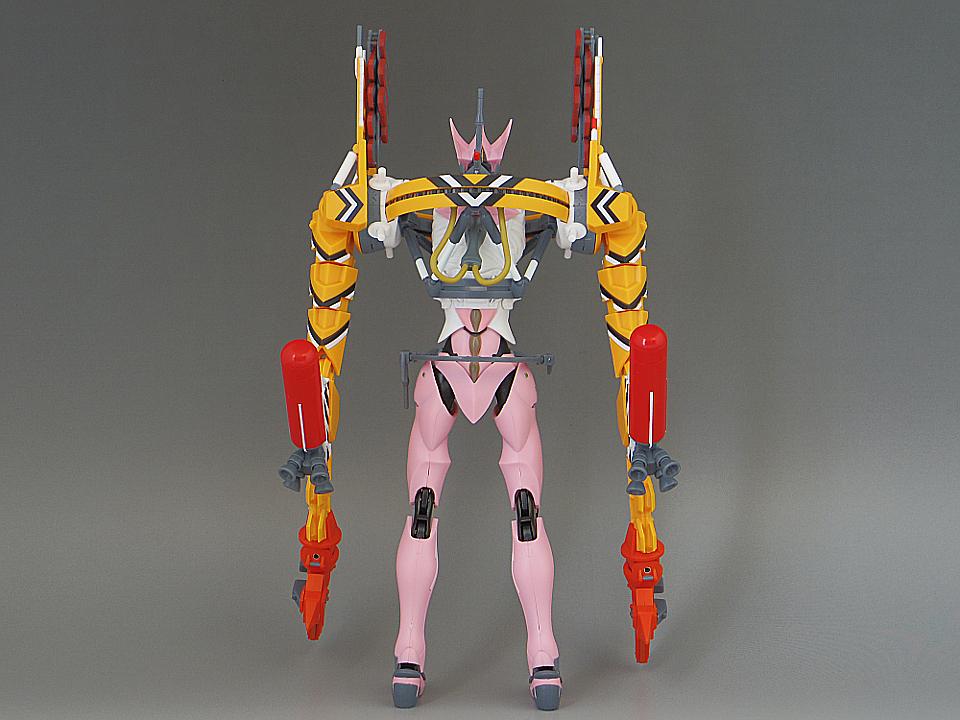 ROBOT魂 8号機臨時戦闘形態8