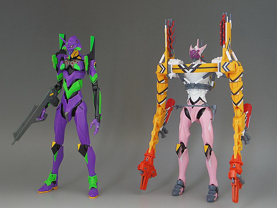 ROBOT魂 8号機臨時戦闘形態9