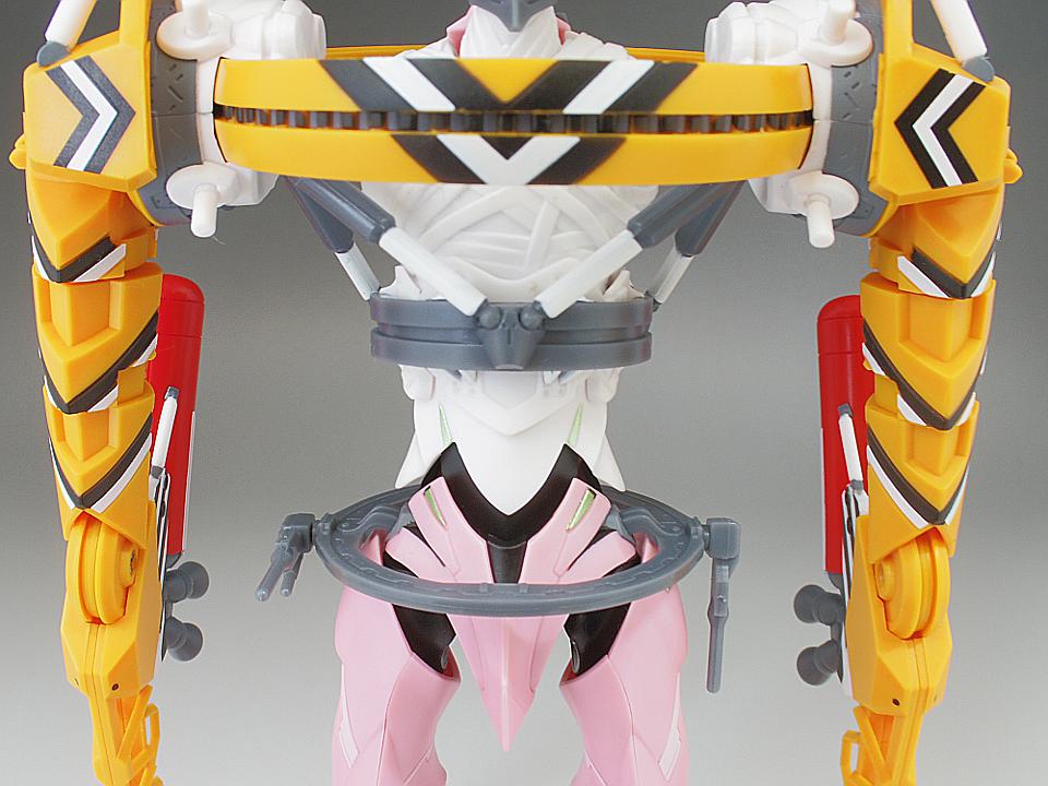 ROBOT魂 8号機臨時戦闘形態16
