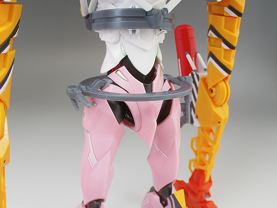 ROBOT魂 8号機臨時戦闘形態18