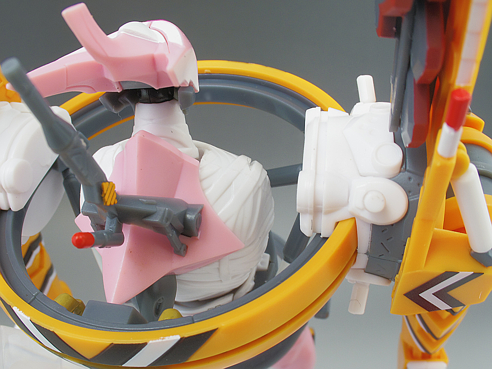 ROBOT魂 8号機臨時戦闘形態17