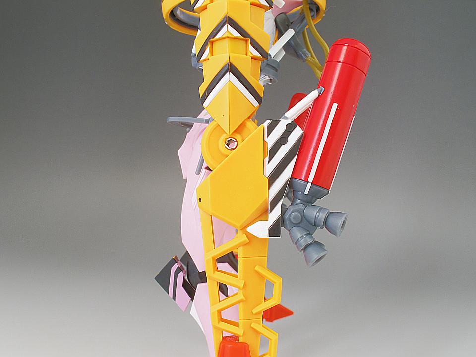ROBOT魂 8号機臨時戦闘形態38