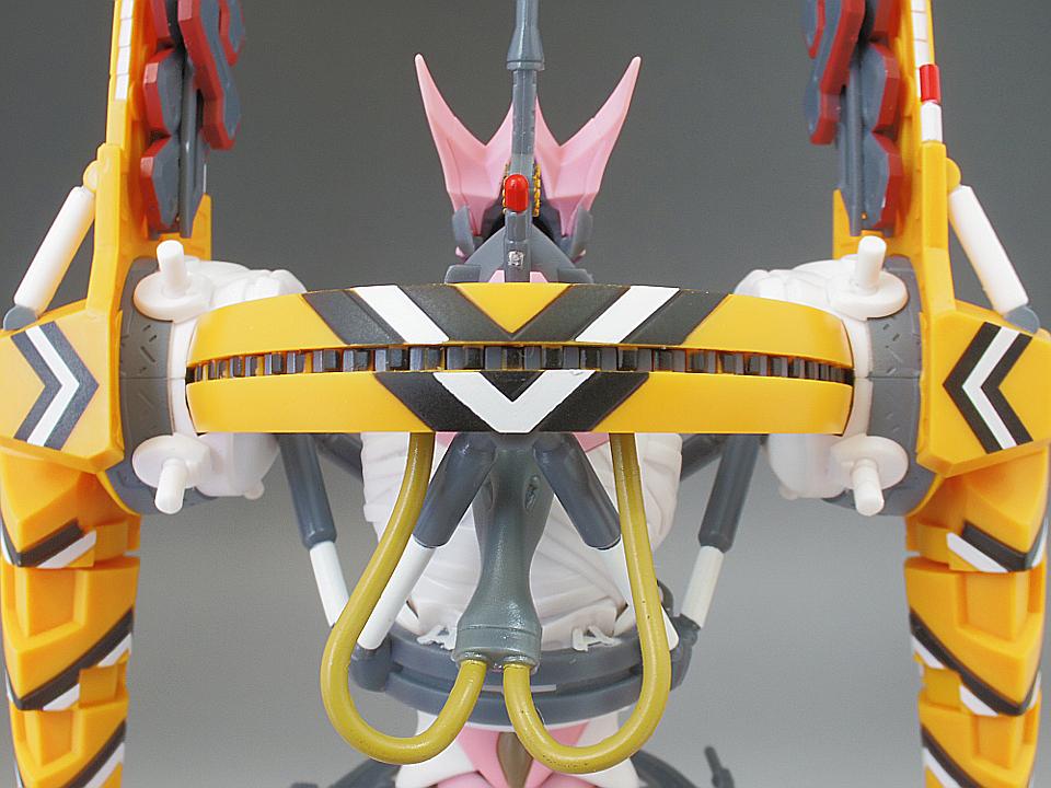 ROBOT魂 8号機臨時戦闘形態22