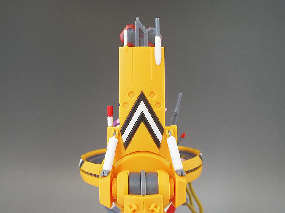 ROBOT魂 8号機臨時戦闘形態31
