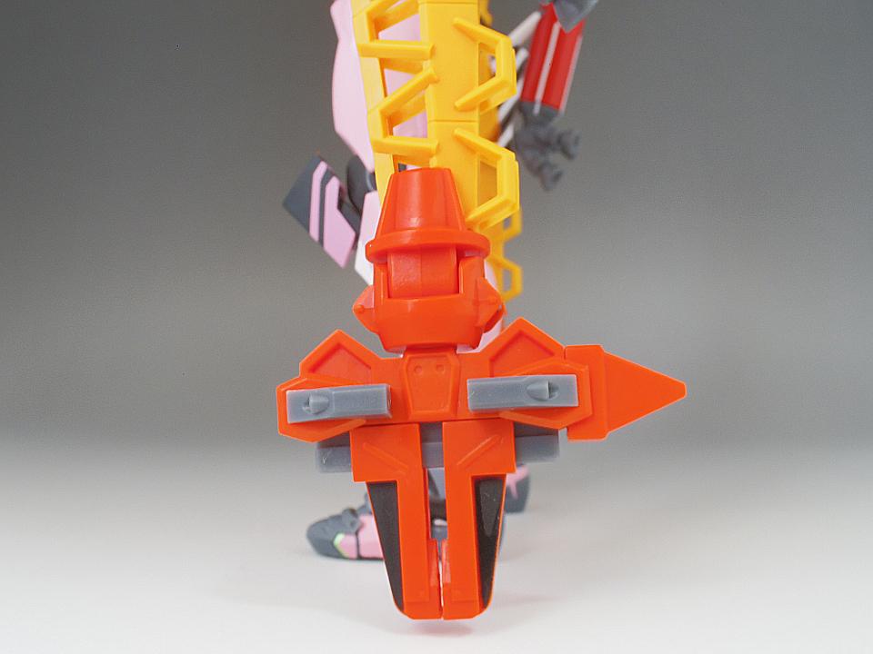 ROBOT魂 8号機臨時戦闘形態41