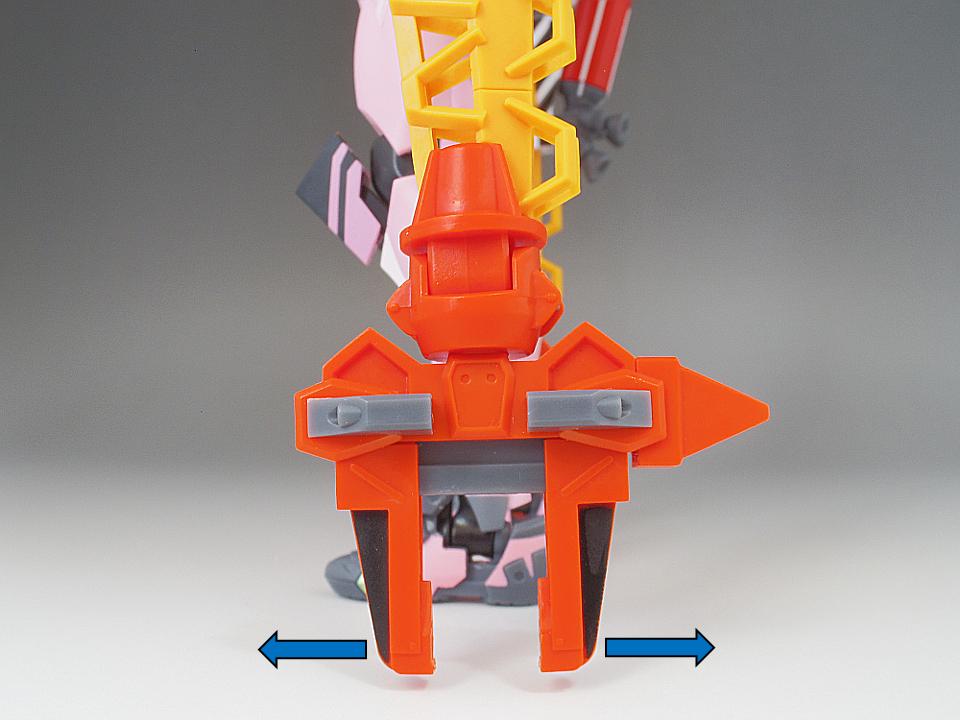 ROBOT魂 8号機臨時戦闘形態42