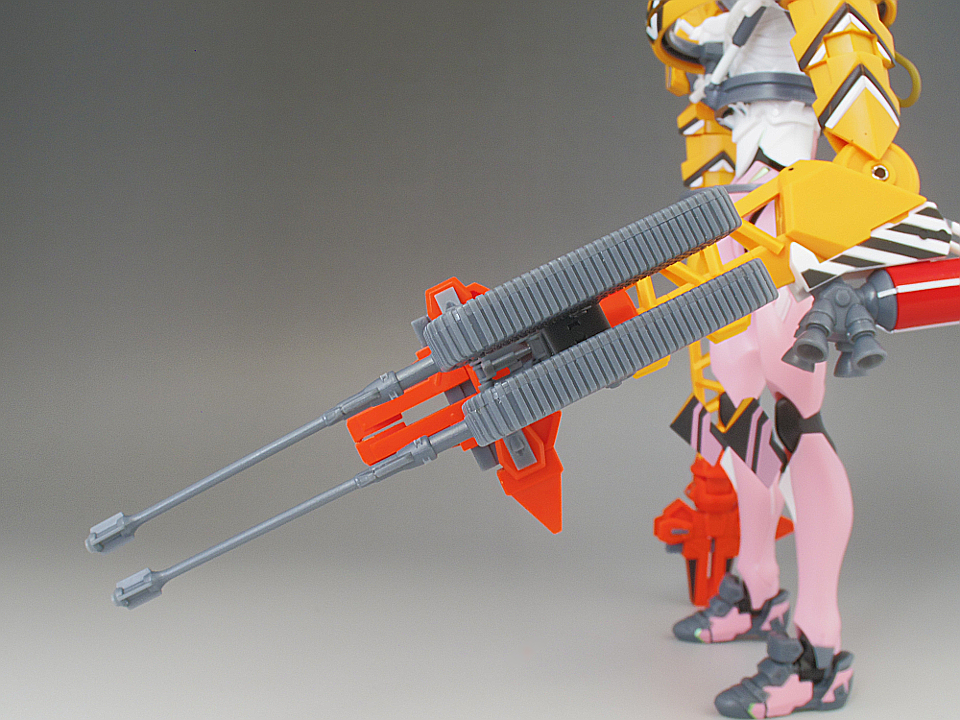 ROBOT魂 8号機臨時戦闘形態46