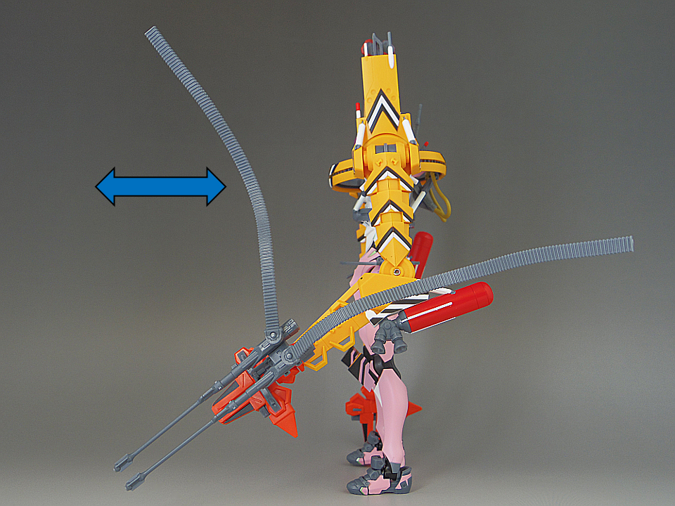 ROBOT魂 8号機臨時戦闘形態50