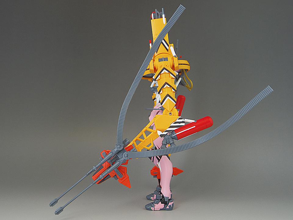 ROBOT魂 8号機臨時戦闘形態51