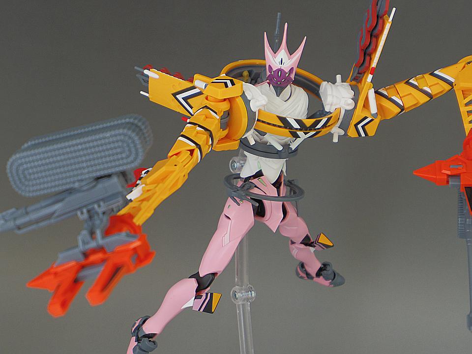 ROBOT魂 8号機臨時戦闘形態71