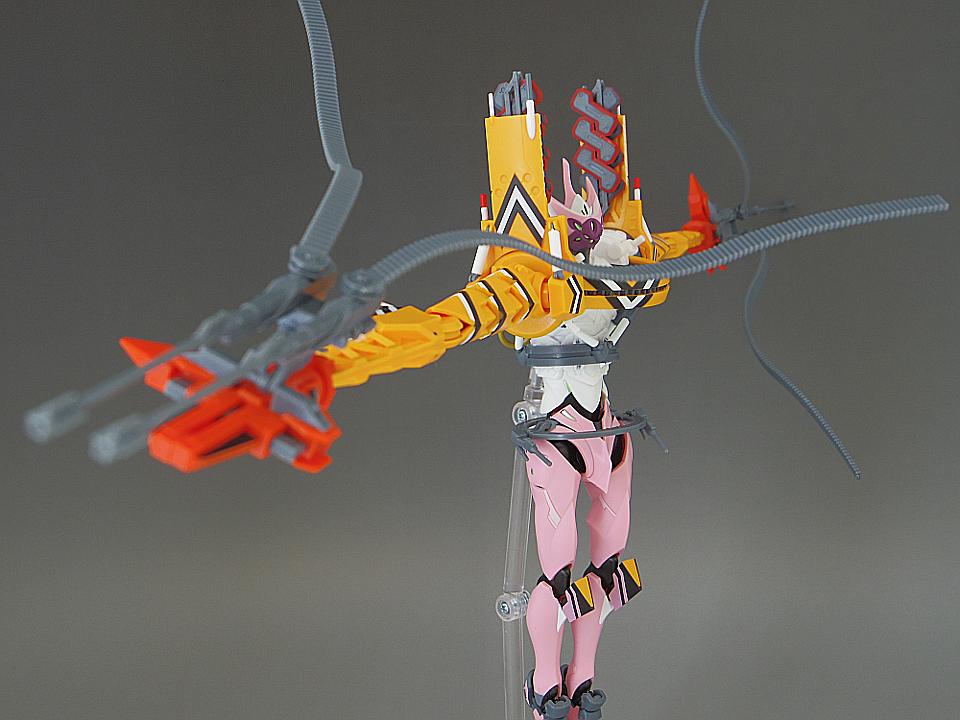 ROBOT魂 8号機臨時戦闘形態75