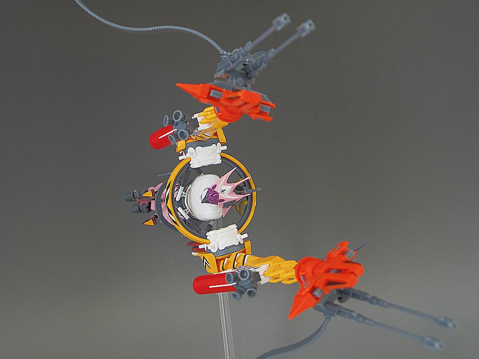 ROBOT魂 8号機臨時戦闘形態80