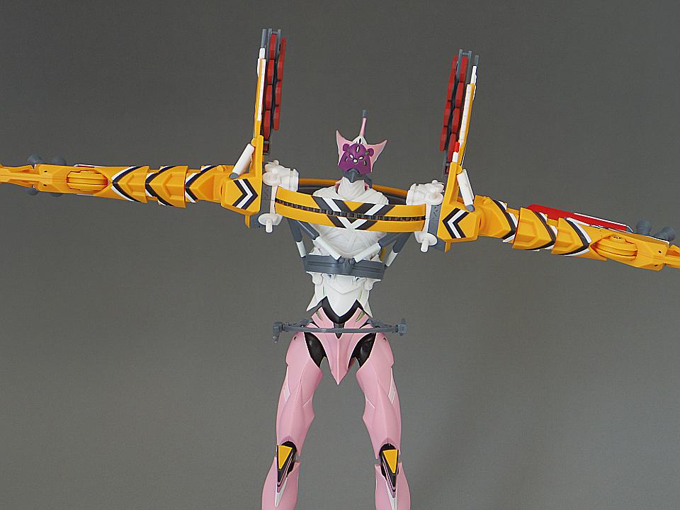 ROBOT魂 8号機臨時戦闘形態62