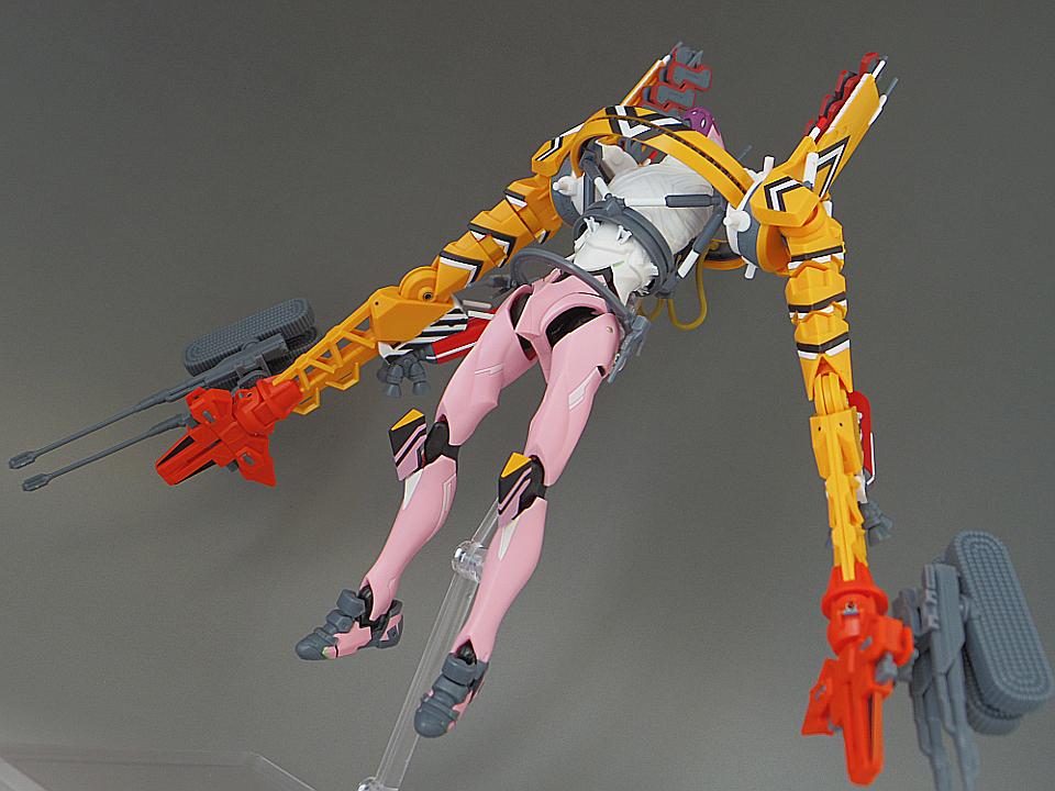 ROBOT魂 8号機臨時戦闘形態66