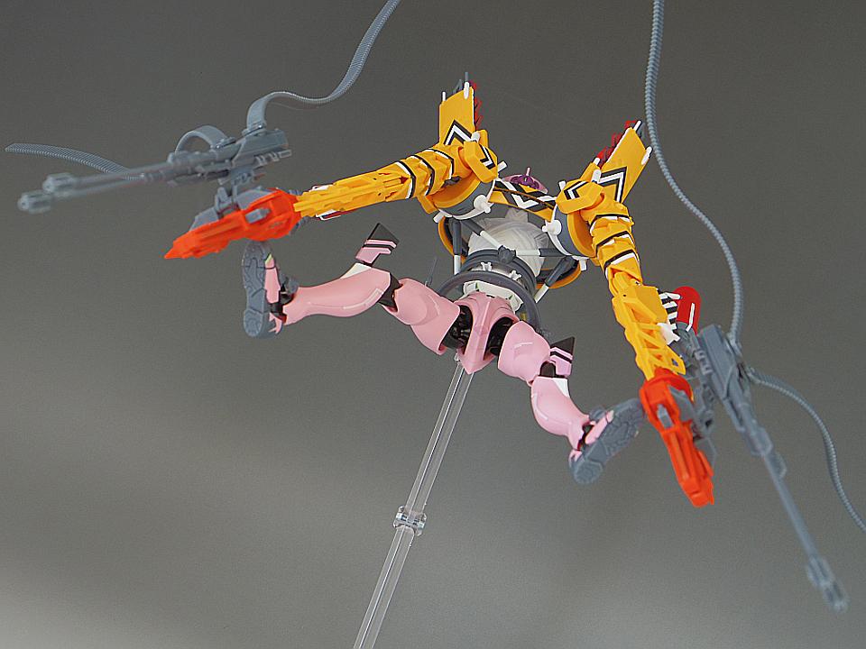 ROBOT魂 8号機臨時戦闘形態82