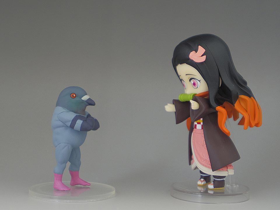 Figuarts mini 鬼滅の刃 竈門禰豆子34