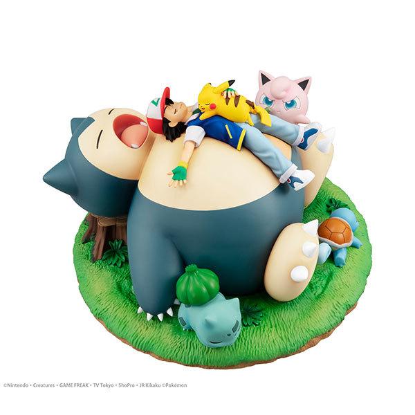 ポケットモンスター カビゴンとおやすみ 完成品フィギュアFIGURE-118034_02