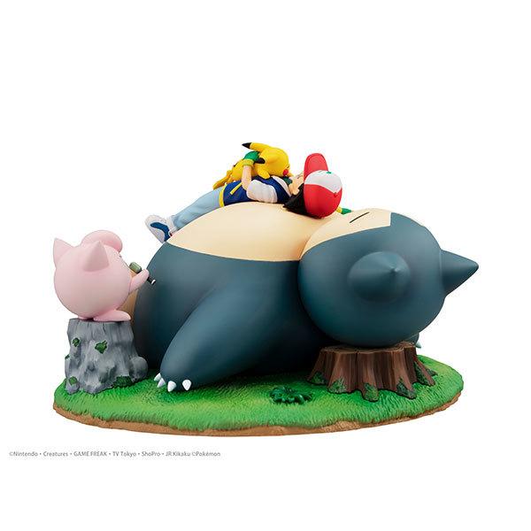 ポケットモンスター カビゴンとおやすみ 完成品フィギュアFIGURE-118034_03