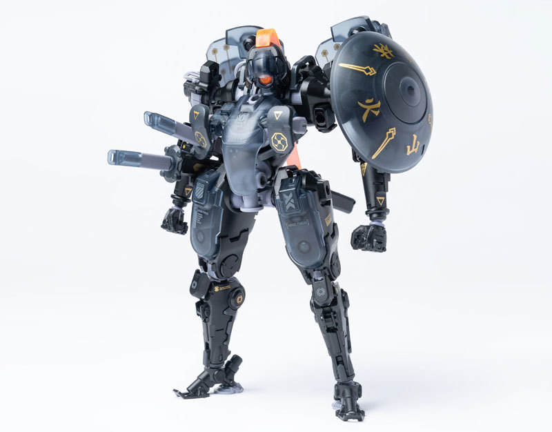 "ROBOT BUILD RB-09D SILA ""侍羅"" アクションフィギュアFIGURE-118010_01"