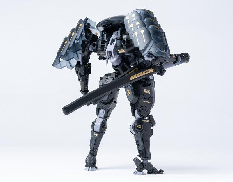 "ROBOT BUILD RB-09D SILA ""侍羅"" アクションフィギュアFIGURE-118010_02"