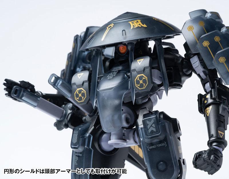 "ROBOT BUILD RB-09D SILA ""侍羅"" アクションフィギュアFIGURE-118010_04"